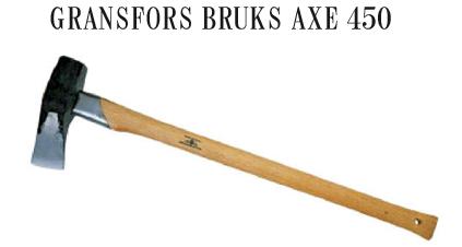 GRANSFORS BRUKS AXE: 450