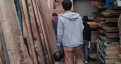 中田木材倉庫